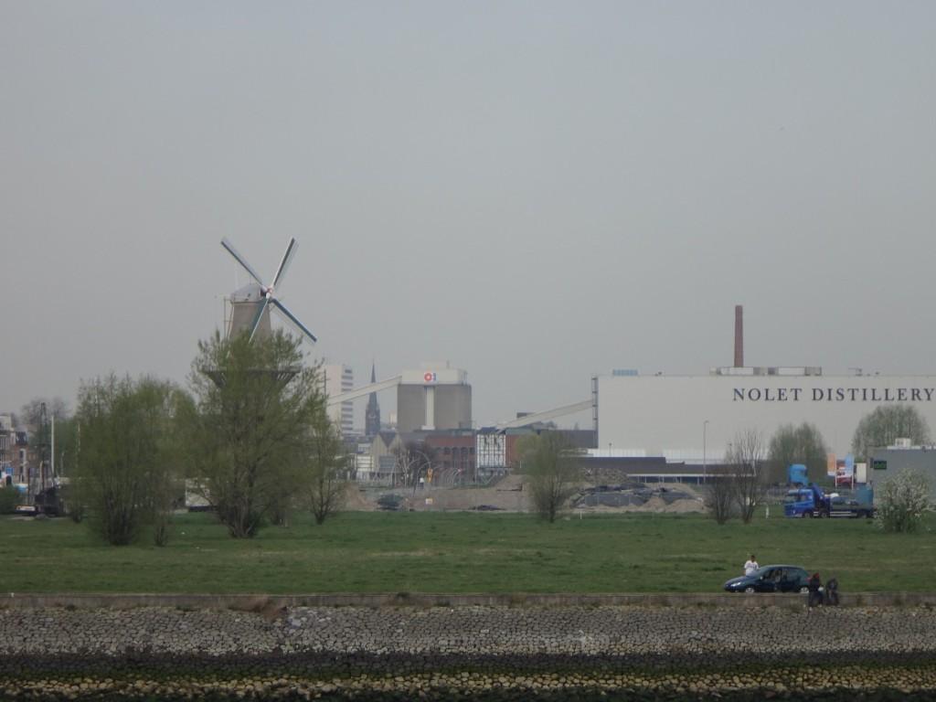 Bild: Rotterdam  Geburtsort Genever Pausenblicke