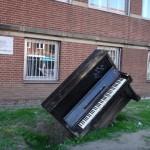 Musikhochschule Münster Klavier Nähe Ludgerikreisel Pausenblicke