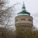 Wasserturm Münster Geistviertel Trinkwasserspeicher