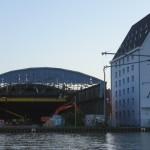 Osmo Hallen Münster Abriss Hafen